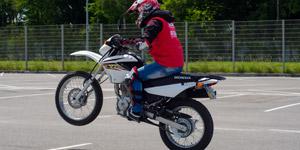 Курс управління мотоциклом